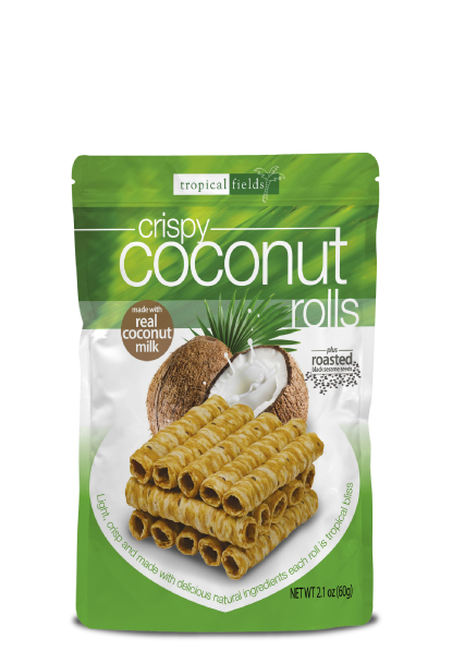Mini Coconut Rolls 60g