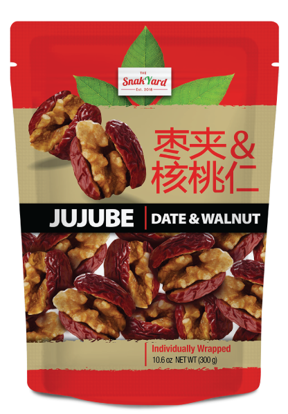 Jujube Date & Walnut 10.6oz